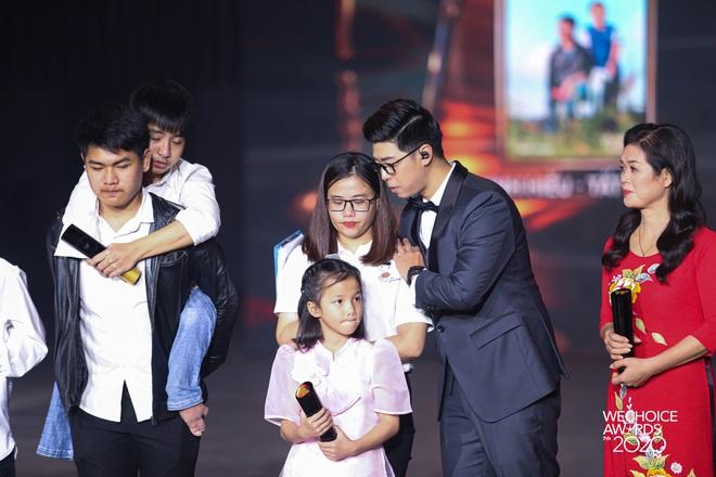 Gala WeChoice Awards 2020: Đêm tôn vinh những điều diệu kỳ Việt Nam! - Ảnh 5.
