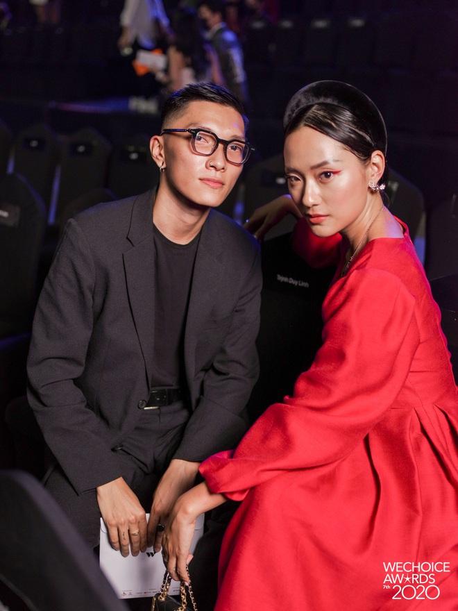 Dàn hot couple sánh vai tại Gala WeChoice Awards: Linh Rin - Phillip Nguyễn trông như vợ chồng son, Wean - Naomi bao ngầu - ảnh 6
