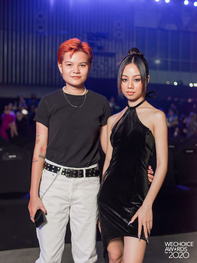 Dàn hot couple sánh vai tại Gala WeChoice Awards: Linh Rin - Phillip Nguyễn trông như vợ chồng son, Wean - Naomi bao ngầu - ảnh 7