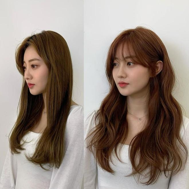 Cách tìm được kiểu tóc mái chân ái giúp nhan sắc thăng hạng, gương mặt trẻ trung hơn hẳn - ảnh 8