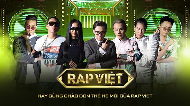 Vì sao Rap Việt xứng đáng trở thành TV Show của năm? - ảnh 1
