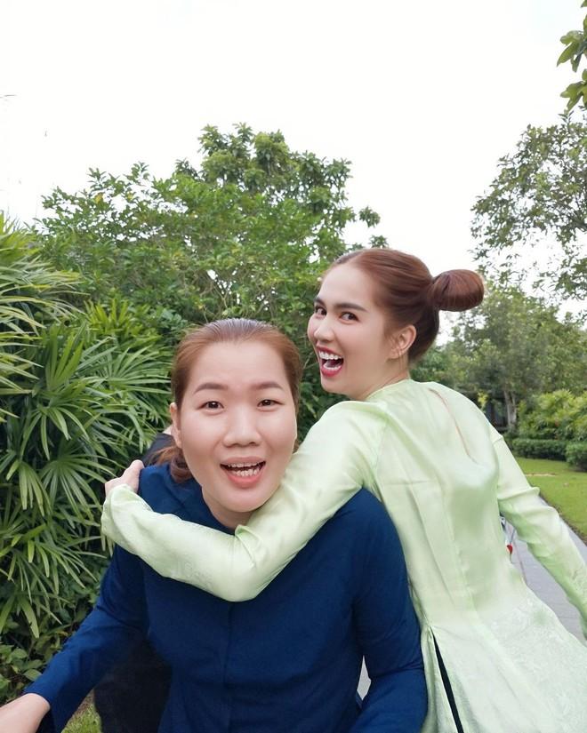 Đi Gala WeChoice gặp Thuý Kiều - trợ lý cá nhân của Ngọc Trinh: Từng buồn vì bị miệt thị là ô sin nhưng cho 10 tỷ cũng không nghỉ làm! - ảnh 9