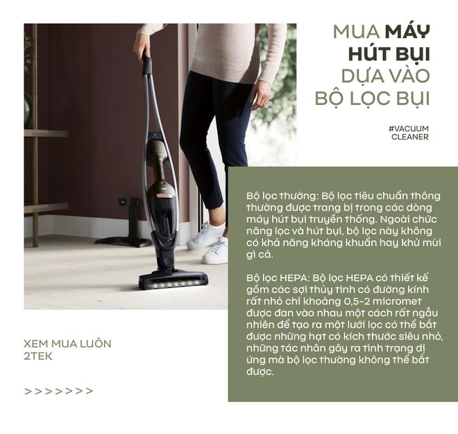 Góc chị em low-tech: Kinh nghiệm chọn mua máy hút bụi để dọn dẹp nhà ngày Tết vừa nhanh vừa sạch - ảnh 2