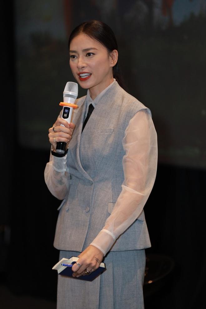 Ngô Thanh Vân tại họp báo Trạng Tí: 4 lần ngỏ lời hợp tác, Studio68 chưa bao giờ bắt tay Phan Thị chèn ép Lê Linh - ảnh 4
