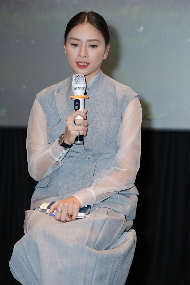 Ngô Thanh Vân tại họp báo Trạng Tí: 4 lần ngỏ lời hợp tác, Studio68 chưa bao giờ bắt tay Phan Thị chèn ép Lê Linh - ảnh 2