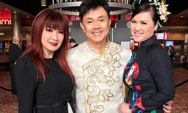 Phản ứng của ca sĩ Phương Loan khi xem clip tri ân cố nghệ sĩ Chí Tài tại Gala WeChoice 2020 - ảnh 4