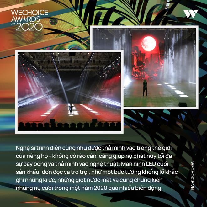 Nhìn lại WeChoice Awards 2020: quá nhiều cảm xúc, những màn kết hợp có 1-0-2, mọi ý tưởng điên rồ và diệu kỳ đều thành hiện thực - ảnh 2