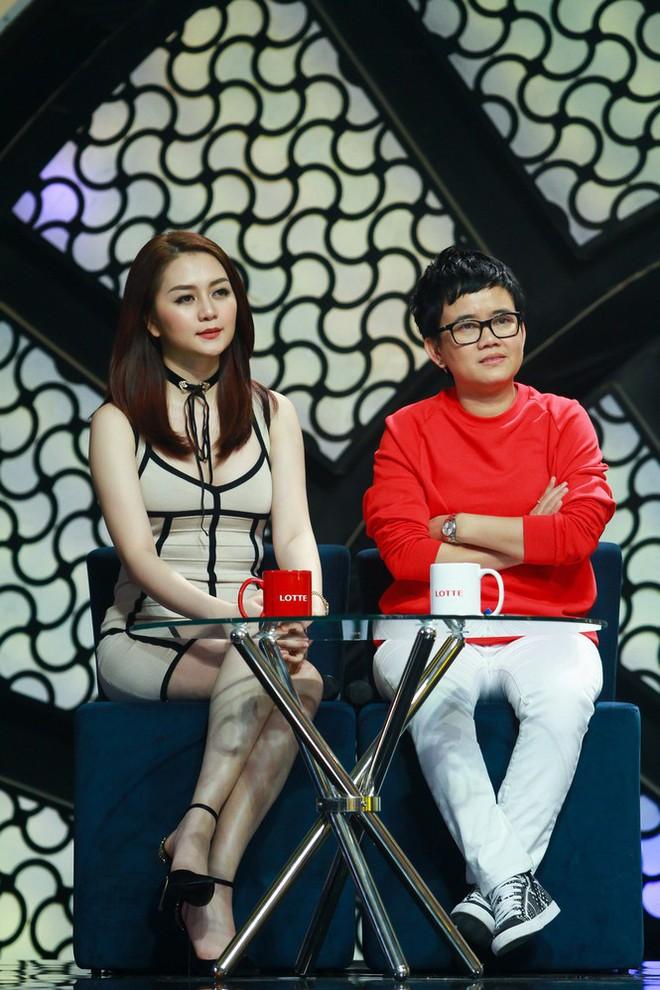 Tình tin đồn của chị gái Thiều Bảo Trâm - nhạc sĩ Phương Uyên có chia sẻ cực gắt giữa drama: Ngụy quân tử - ảnh 4