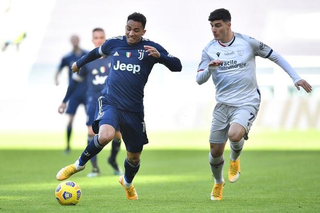 Ronaldo kiến tạo đưa Juventus trở lại top 4 Serie A - ảnh 2
