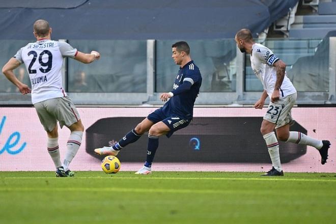 Ronaldo kiến tạo đưa Juventus trở lại top 4 Serie A - ảnh 3