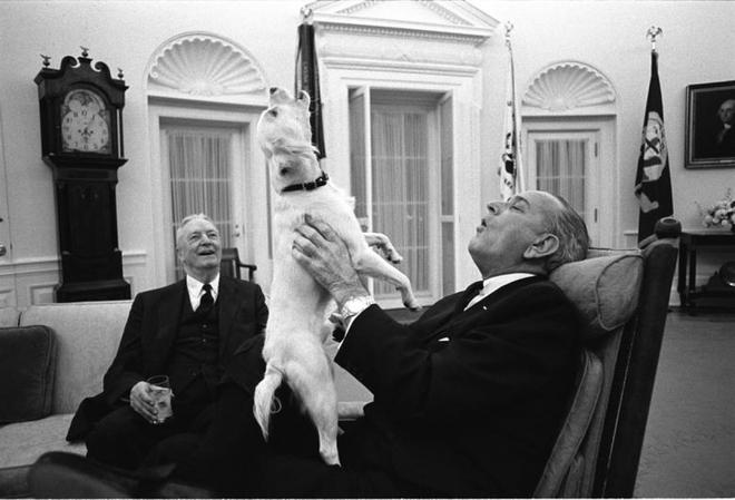 """Những """"đệ nhất thú cưng"""" của các tổng thống Mỹ - ảnh 4"""