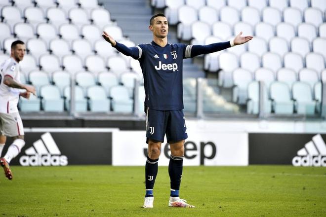Ronaldo kiến tạo đưa Juventus trở lại top 4 Serie A - ảnh 6