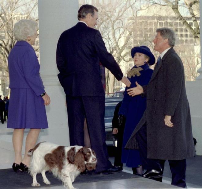 """Những """"đệ nhất thú cưng"""" của các tổng thống Mỹ - ảnh 8"""