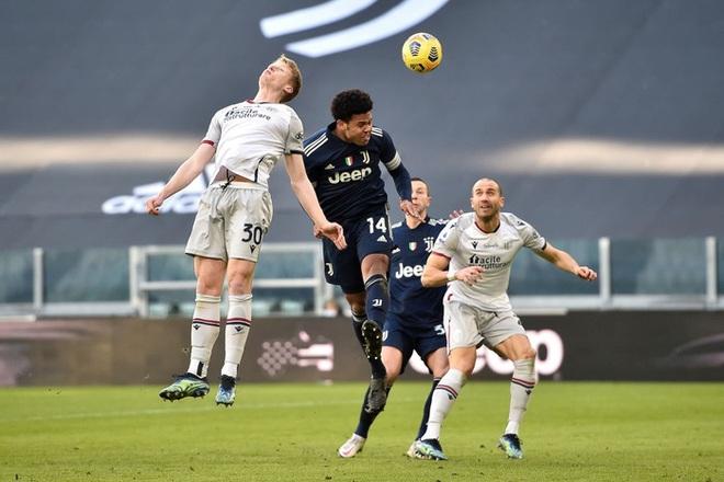 Ronaldo kiến tạo đưa Juventus trở lại top 4 Serie A - ảnh 8