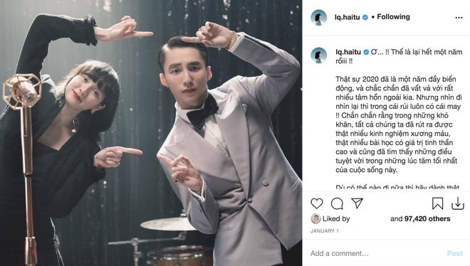 Hải Tú của hiện tại: Chủ tịch Sơn Tùng M-TP là người đàn ông duy nhất xuất hiện trên Instagram cá nhân! - ảnh 3