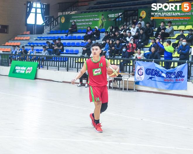"""Chân dung các """"con nhà người ta"""" tại giải bóng rổ học sinh Hà Nội - ảnh 11"""