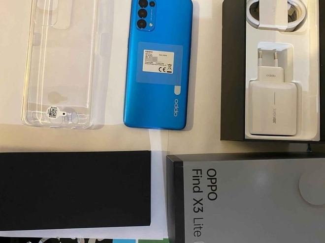 OPPO Find X3 Lite 5G lộ ảnh thực tế, chính là Reno5 5G sắp được bán chính hãng ở Việt Nam - ảnh 5