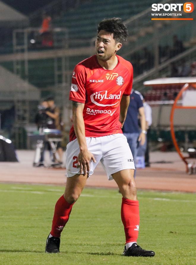 Cầu thủ Việt kiều Lee Nguyễn ra mắt chưa trọn vẹn - ảnh 4