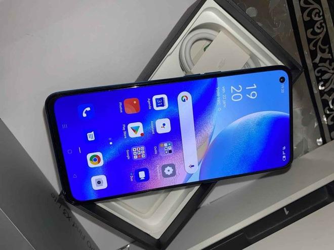 OPPO Find X3 Lite 5G lộ ảnh thực tế, chính là Reno5 5G sắp được bán chính hãng ở Việt Nam - ảnh 6