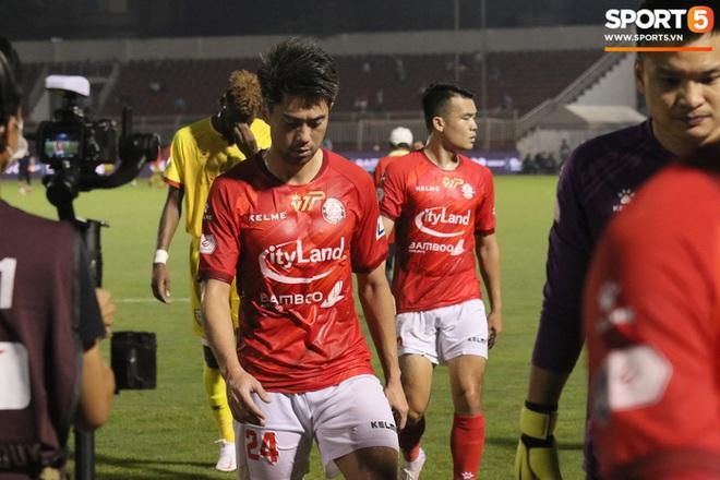 Cầu thủ Việt kiều Lee Nguyễn ra mắt chưa trọn vẹn - ảnh 8