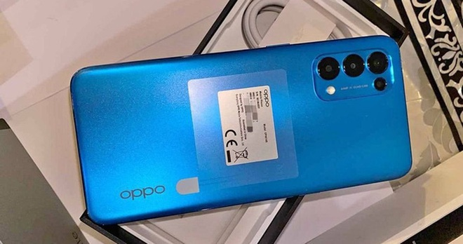 OPPO Find X3 Lite 5G lộ ảnh thực tế, chính là Reno5 5G sắp được bán chính hãng ở Việt Nam - ảnh 4