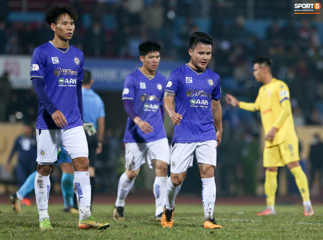 Hà Nội FC thua hai trận đầu vẫn chưa tệ bằng năm đầu tiên Quang Hải đá V.League - ảnh 2
