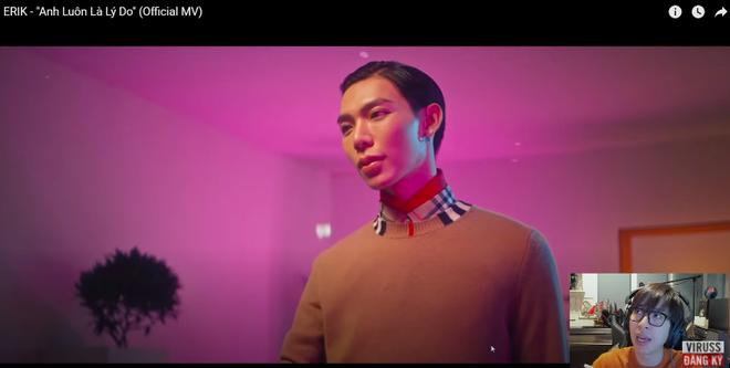 Reaction MV comeback của Erik, ViruSs khẳng định: Pop R&B thế này không ổn, bài hát không có độ viral - ảnh 1
