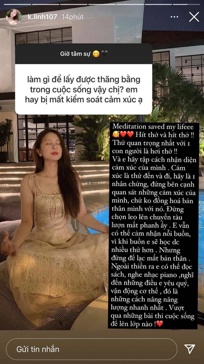 Tiểu thư Hà thành ngầm thừa nhận đã chia tay thiếu gia nhà Saigon Square - ảnh 3