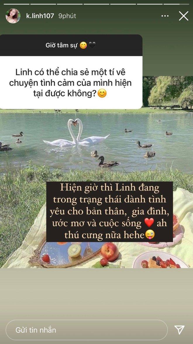 Tiểu thư Hà thành ngầm thừa nhận đã chia tay thiếu gia nhà Saigon Square - ảnh 2