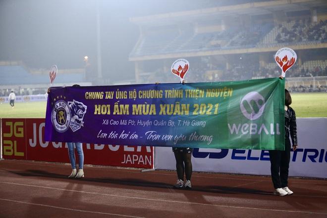 Các tuyển thủ đồng hành cùng chương trình từ thiện quy tụ các hội fan bóng đá trên khắp cả nước - ảnh 3
