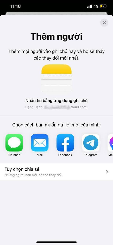 """Cảnh báo: """"trà xanh"""" không chỉ nhắn tin qua Zalo hay Messenger, mà cao tay hơn chính là """"chat chít"""" ngay trên """"Ghi chú"""" của iPhone - Ảnh 2."""