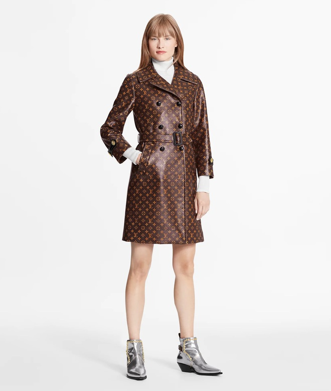 Selena Gomez đi dạo sương sương mà chốt luôn đơn áo khoác Louis Vuitton 150 triệu, đúng là đẳng cấp chị đẹp giàu sang - ảnh 4