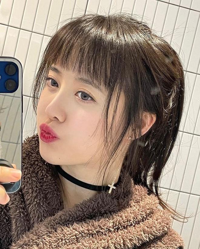 Goo Hye Sun chia sẻ bí quyết giảm 14kg trong 2 ngày nhưng chắc chắn bạn không nên học theo... - ảnh 2