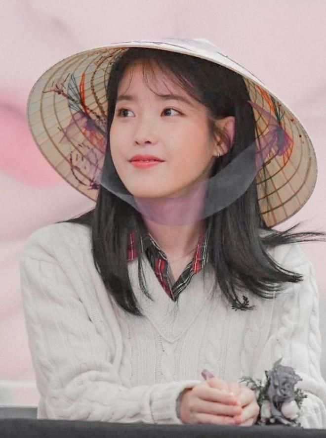 IU lại có chị em sinh đôi ở Trung Quốc, đến kiểu tóc lẫn makeup cũng y chang bản chính - ảnh 2