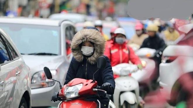 Rét đậm quay trở lại: Miền Bắc có mưa, nhiệt độ Hà Nội thấp nhất chỉ 13 độ C từ ngày mai - ảnh 1