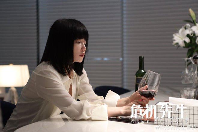 Huỳnh Hiểu Minh khoe body nóng mắt, buồn cười hơn là thái độ ngắm mỹ cảnh của nữ chính - ảnh 13
