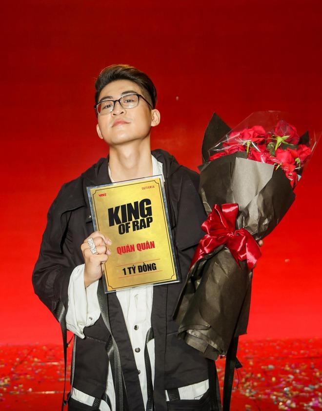 King Of Rap - sân chơi góp phần thay đổi bộ mặt của Rap/ Hip-hop Việt trên thị trường - Ảnh 11.
