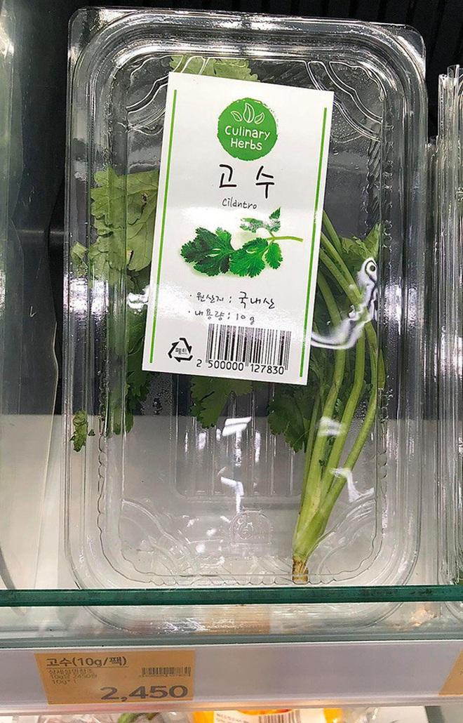 """Đi siêu thị Hàn Quốc, chàng trai Việt tá hoả khi thấy giá bán của vài gốc sả: Ở Việt Nam rẻ bèo, sang nước bạn """"đắt muốn xỉu""""! - Ảnh 4."""