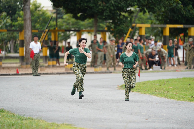 Sao Nhập Ngũ có màn trở lại ngoạn mục, vụt sáng thành show quân đội hot nhất năm 2020! - Ảnh 5.