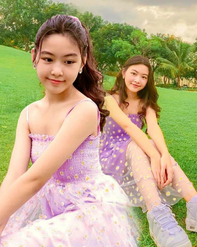 Hoa hậu tương lai Lọ Lem: 15 tuổi đã ngút ngàn khí chất mỹ nhân, thần thái thuộc hàng của hiếm - Ảnh 1.
