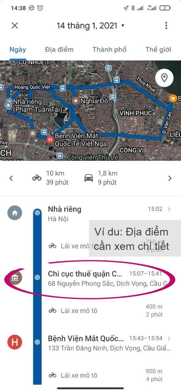 Ai cũng dùng Google Maps để đi đường, nhưng không phải ai cũng biết một tính năng cực kỳ hay ho này! - Ảnh 4.