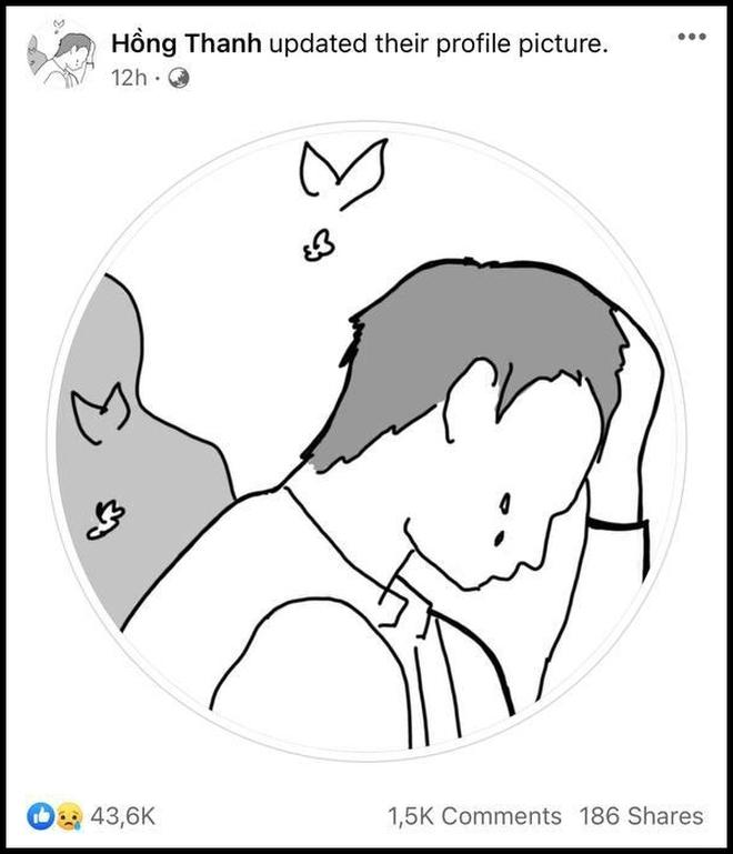 Nghi vấn DJ Mie và Hồng Thanh chia tay: Đằng gái cập nhật độc thân, nhà trai thay ava rơi nước mắt - Ảnh 2.