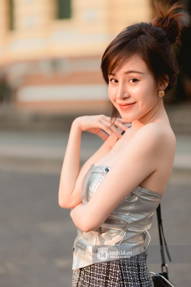 """""""Bà Tưng"""" Lê Thị Huyền Anh: Tôi ngưỡng mộ người giàu, học theo hot girl thì chỉ biết cách xin tiền bạn trai thôi - Ảnh 2."""