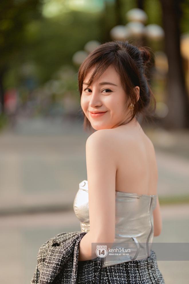 """""""Bà Tưng"""" Lê Thị Huyền Anh: Tôi ngưỡng mộ người giàu, học theo hot girl thì chỉ biết cách xin tiền bạn trai thôi - Ảnh 5."""