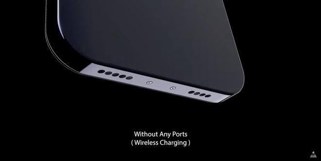 Rò rỉ hình ảnh iPhone 13, cư dân mạng xôn xao với hint bỏ cổng sạc - Ảnh 2.