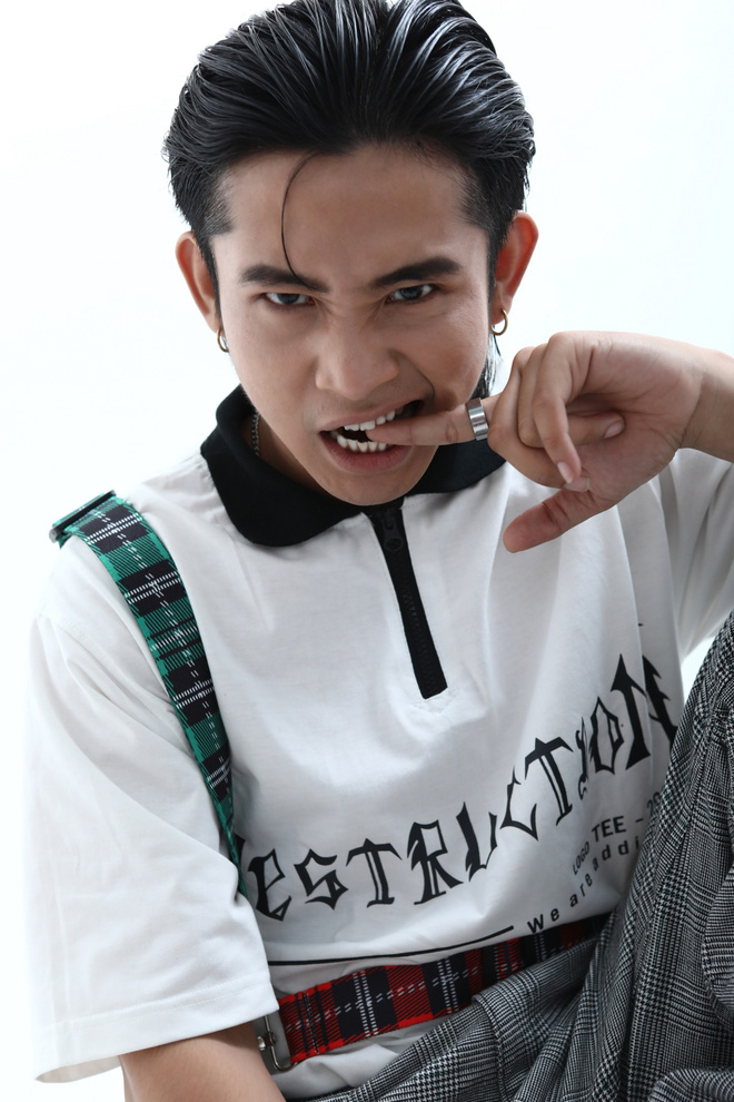 """Ricky Star - Chàng rapper 5 nón vàng làm """"bùng nổ"""" Rap Việt, rap bài nào cũng tạo trend - Ảnh 3."""