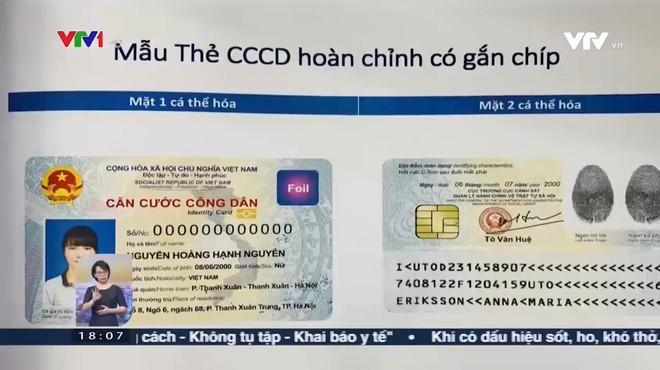 5 điều cần biết về thẻ Căn cước công dân gắn chip điện tử được phát hành kể từ tháng 1/2021 - Ảnh 1.