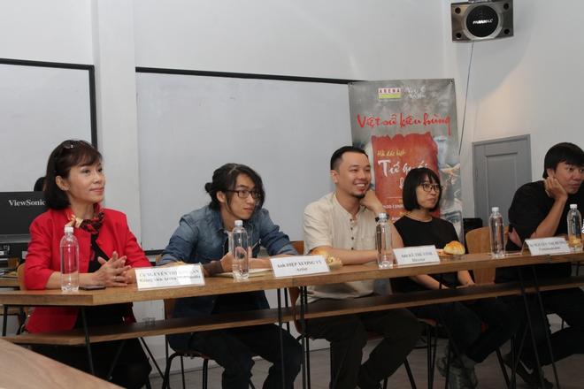 Nhóm Đuốc Mồi và dự án Việt Sử Kiêu Hùng: Khi người Việt yêu lịch sử bằng điện ảnh - Ảnh 6.