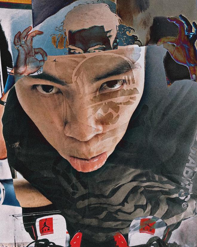 Thành Draw: Chàng rapper với nỗ lực tuyệt vời, luôn shout out tinh thần homies mọi lúc, mọi nơi - Ảnh 1.