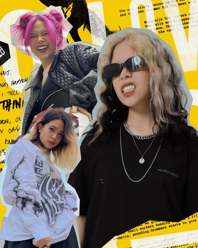 """TLinh: 10 điểm hoàn hảo từ tài năng đến phong cách, """"young queen"""" mới của rap Việt - Ảnh 1."""